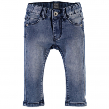 Babyface | Jungen Comfy Jeans Medium Blue Denim