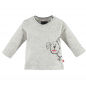Preview: BABYFACE | Cooles Baby Boys Langarmshirt Heather Melee