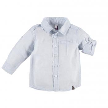 Babyface   Jungen Langarm-Hemd Light Blue   Glueckskinder-Boutique.de 10b3ffdf6a