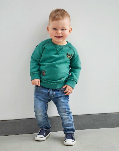 babyface tolles sweatshirt f r jungs glueckskinder. Black Bedroom Furniture Sets. Home Design Ideas